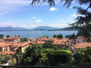 Apartment in a Belle Epoque Villa Lake Maggiore, Meina