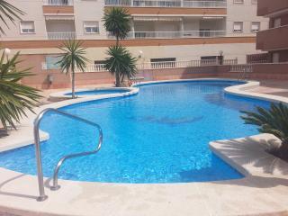 Apartamento 1 habitacion en Santa Pola WIFI+parkin