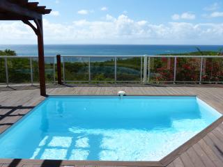 Villas Aliz 4 bedr. & V.Nat 3b, Panoramic sea view, Gosier