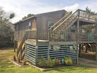 OBX Beach Charm, Pet Friendly, Linens & Wifi