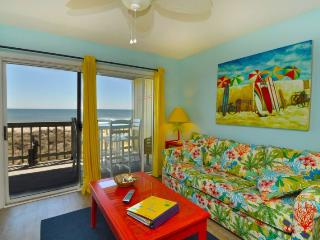 Sands IV 2C- BEAUTIFUL 2BR/2BA OCEANFRONT CONDO, Carolina Beach