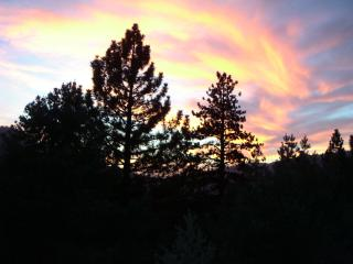 SUNSET VIEW at Pine Mountain Club - Near LA, Ventura, Santa Barbara, Bakersfield