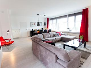 Lovely apartment near Centre & EXPO Antwerp + free private parking in garage, Anversa