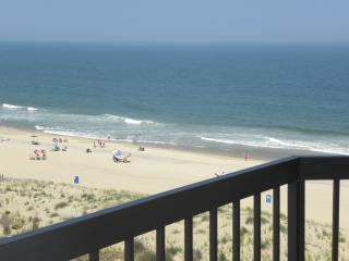 Ocean Front Vacation Rental Ocean City