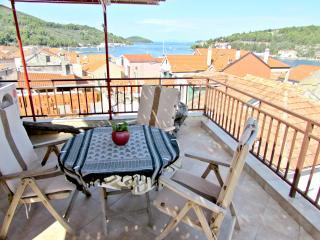 Apartment sea view terrase