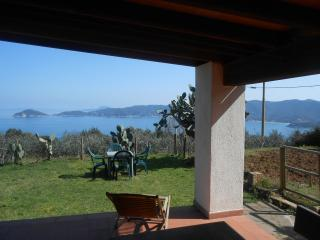 Cote Tonda 2 (posti 4) Agriturismo Panoramico, Marciana Marina