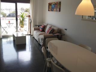 Apartamento playa y centrico ideal familias, Badalona