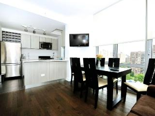 Ultra Luxury 3 Bedroom 2 Bathroom Apartment, Nueva York