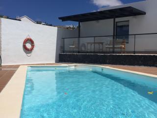 Casa con piscina Lanzarote nazaret, Teguise