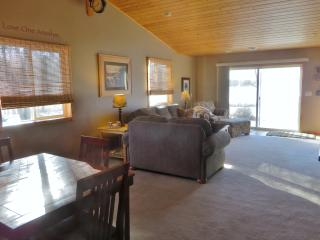 New Listing! Quaint 1BR Detroit Lakes Cabin w/Wifi, Private Patio, Boat Dock & Outdoor Fire Pits - Peaceful Lakefront Location! Easy Access to Year-Round Outdoor Activities!