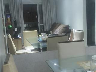 Alugo apartamento para olimpiadas na barra 3qts.