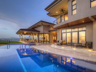 Brand New Luxury Home with Infinity Pool Sleeps 14, Playa Flamingo