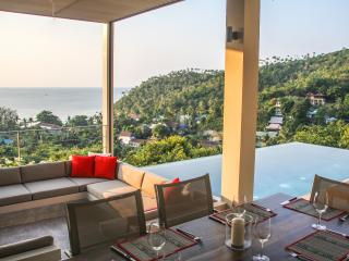 Bay Villa 3 Bedrooms - Asian flair, Surat Thani