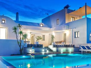 Aleria Santorini Villa | Private Luxury Villa