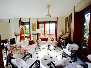 VILLA RITA 5BR-garden&terrace by KlabHouse, Santa Margherita Ligure