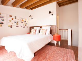 Apartamento Duplex con balcon en centro de Oporto