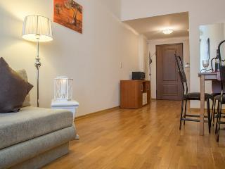 One bedroom apartment on the main square, Tallin