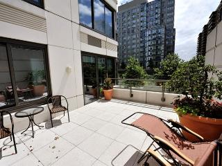 Luxury 3BR/2BA with Terraces in Upper West Side, New York City