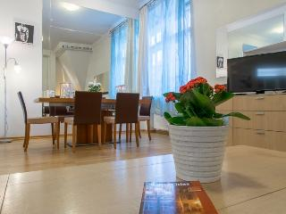 1bed apartment on the main square, Sauna and spa