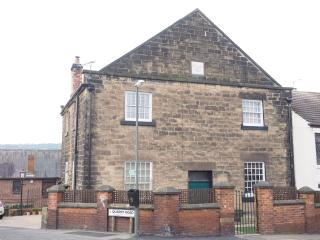 Delightful Chapel with Views, 2 Bedrooms, Belper