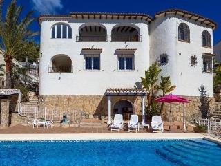 Villa in Benissa, Costa Blanca, Spain, La Llobella