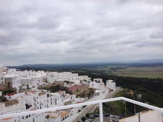 Acogedora casita, terraza privada (Aire A.)