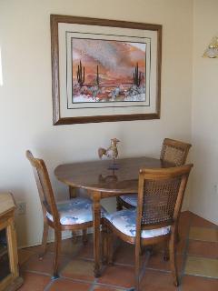 Arizona Room Dining Area
