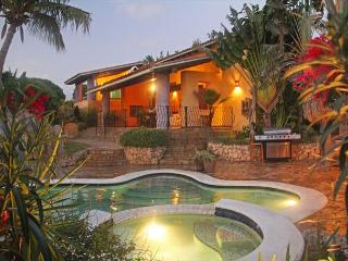 Stunning Mexican Style Villa, Pool Swim-up Bar, Jacuzzi, Gym SPECIAL OFFER!, Oranjestad