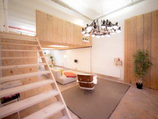 Antwerp Loft #1 (superb location!), Anvers