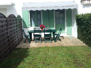 La Petite Rose Tremiere - Jardinet privatif