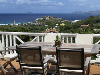 Breathtaking Views from Judith's Fancy Home, Christiansted