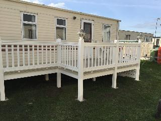 3 Bedroom Caravan rent Towyn - Direct beach access