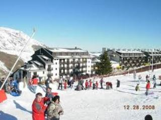 Appart 4/6 pers ski pied pistes St Lary Pla Adet