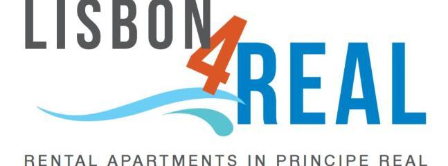 Lisbon4Real Logo, Look us up!