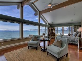 Private Luxury Lakefront Home, with Boat Dock, Buoy, Private Beach (JB02), South Lake Tahoe