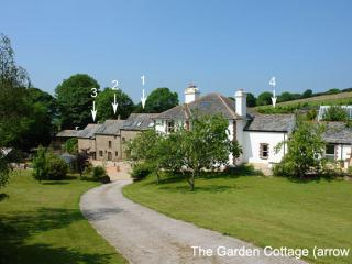The Garden Cottage, Lustleigh, Devon, Bovey Tracey