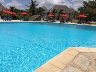 Beach villa, fully furnished gated community