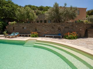 Country Home-Luxury pool villa near Chora