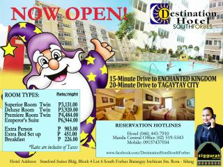 Affordable Stay at Luxury way, Silang