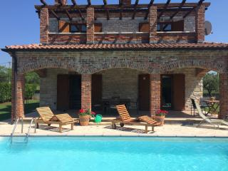 Luxury Villa, Private Pool, Terrace and Tennis, Vodnjan