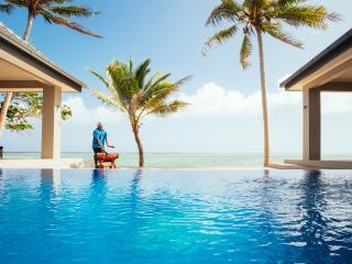 Out of the Blue Fiji - Brand New Beachfront Villa, Sigatoka