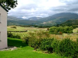 Beautiful cottage with breathtaking mountain views, Eskdale