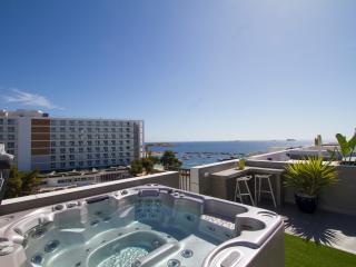 Amazing Penthouse Ibiza, Ibiza Ciudad
