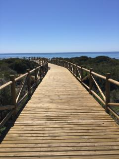 The new Boardwalk from La Cala to via Cabopino to Marbesa