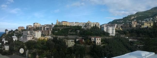Amazing view from the roof: Vico Equense.