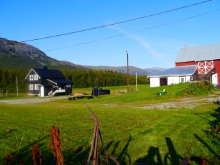 Svartfoss Mountain Farm, Storslett