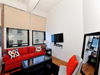 Trendy Tribeca 3BR/1BA in the Financial District