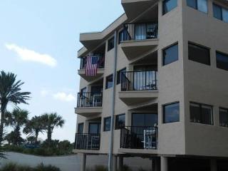 Jacksonville Beach Oceanfront condo