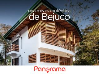 Panorama - Beach Condos with Tropical Architecture, Playa Bejuco