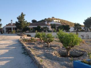Cortijo Las Nubes  rental house : relax and enjoy, Lorca